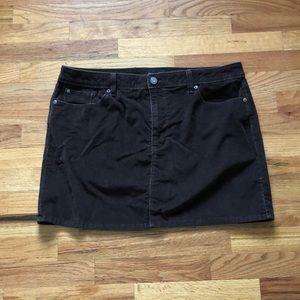 GAP Corduroy Mini Skirt 16